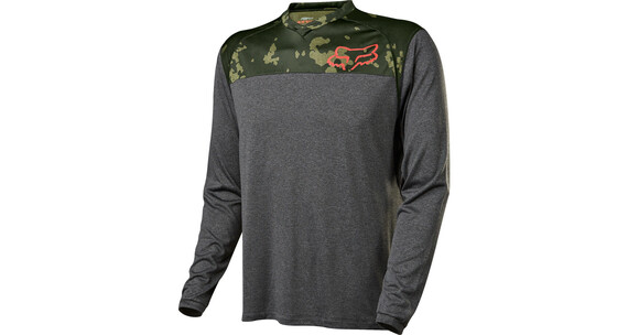 Fox Indicator Prints LS Jersey Men fat camo